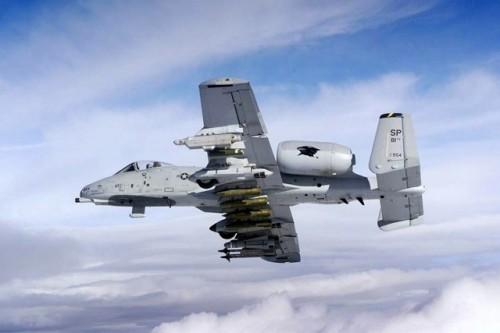 A-10 Completamente Armado