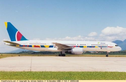 Dinar / Air 2000 Boeing 757-2Y0