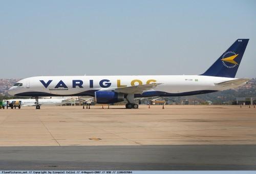 VarigLog Boeing 757-225(PCF)