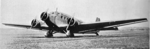 Junkers Ju52/3M