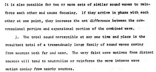 Extrato de texto de um livro da USAF sobre voo supersônico