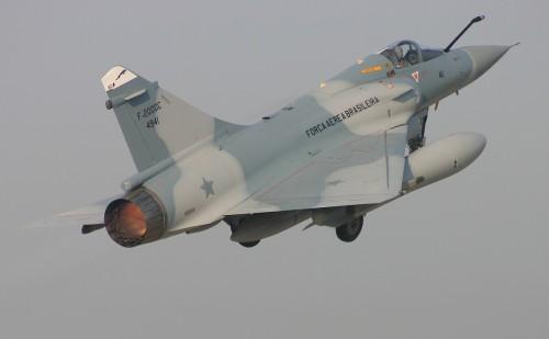 Mirage 2000 C da FAB