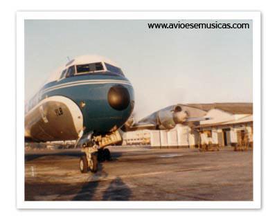 Electra PP-VLB em Congonhas (C) Aviões & Músicas