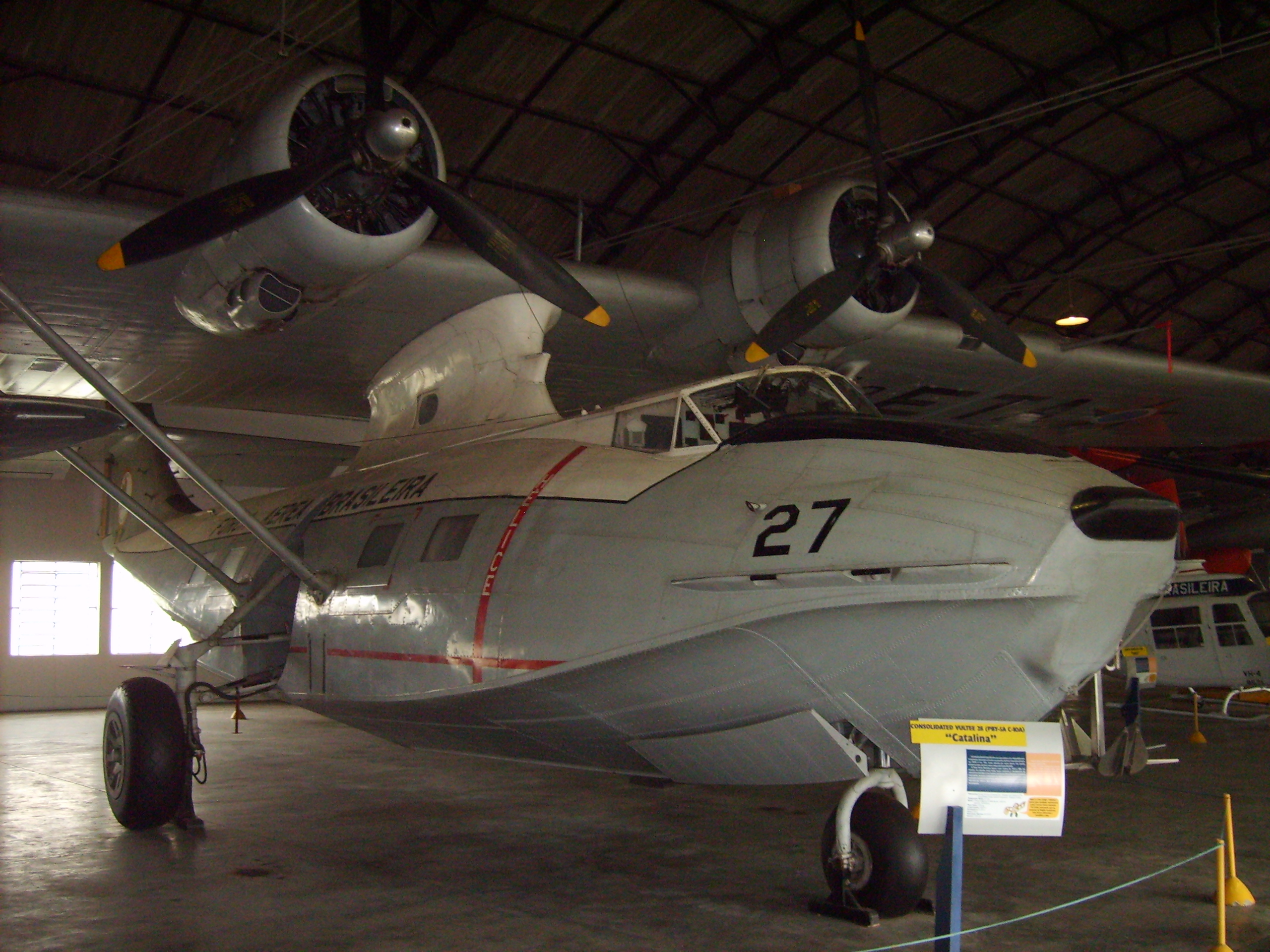 PBY-5A Catalina, designado C-10A na FAB