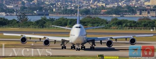 Atlas Air 747-243B(SF) N540MC