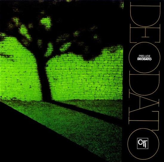 """Prelude"" - Eumir Deodato (capa)"