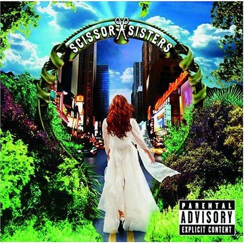 Capa do primeiro CD do Scissor Sisters