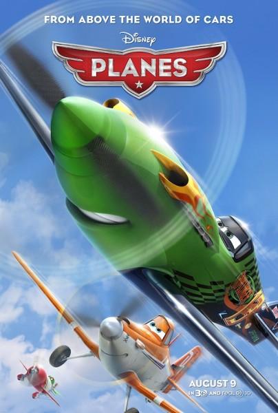 """Poster do filme """"Planes"""""""