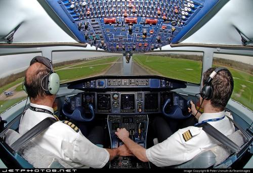 Cockpit D328