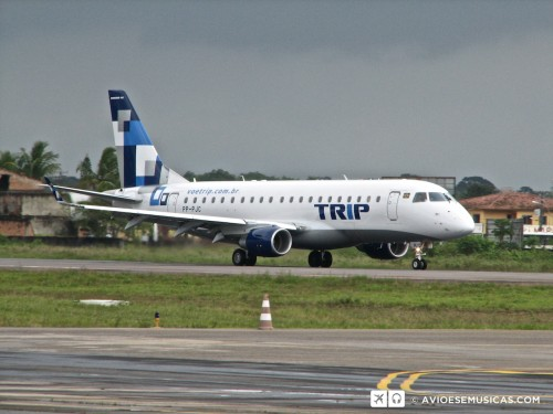 TRIP EJ-170 PP-PJC