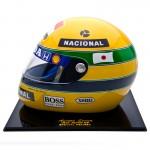 Ayrton Senna - Capacete