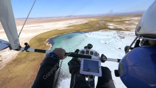 Visual do Atacama a 11.200ft