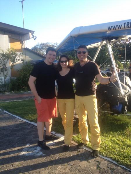 Eu, Doreen e Andreas