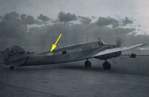 Foto que mostra um reparo na janela de navegação - Foto Discovery News