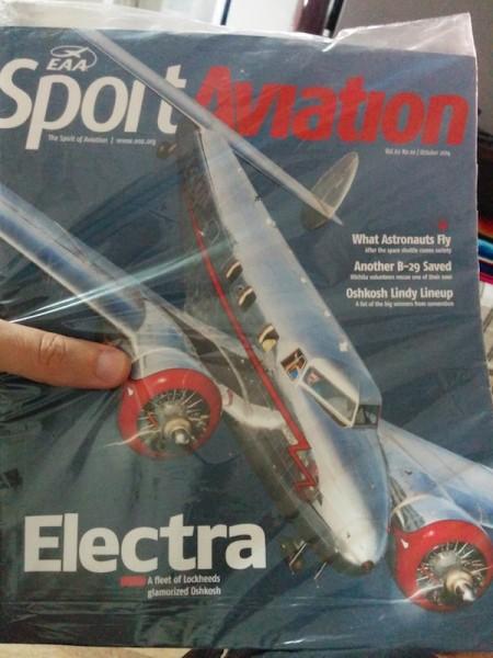 Revista Sport Aviation