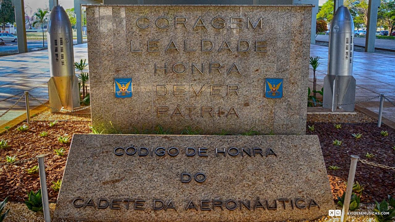 Monumento da AFA em Pirassununga