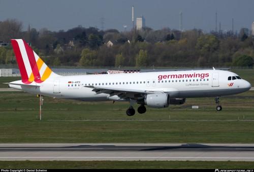 Foto de Germanwings D-AIPX pousando