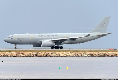 Airbus A330 militar da RAF