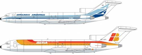Boeing 727 [LIMITED to 500px]
