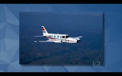 Imagem da RGTV usando foto so site da Embraer
