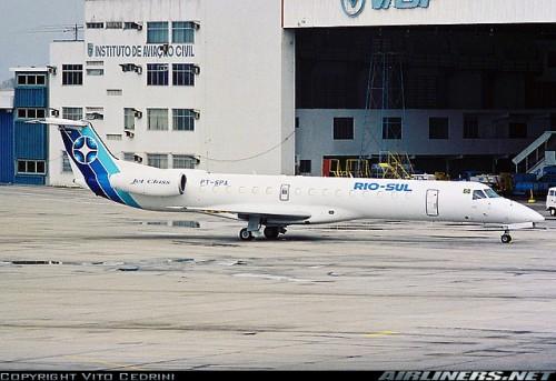 PT-SPA / ERJ-145